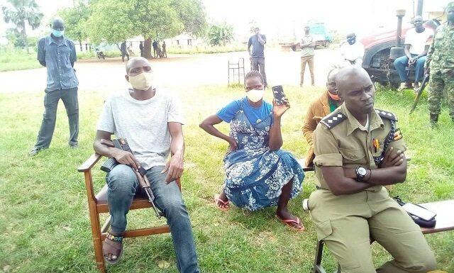 Aswa RPC Arrests Agago DPC & OC CID Over Extortion