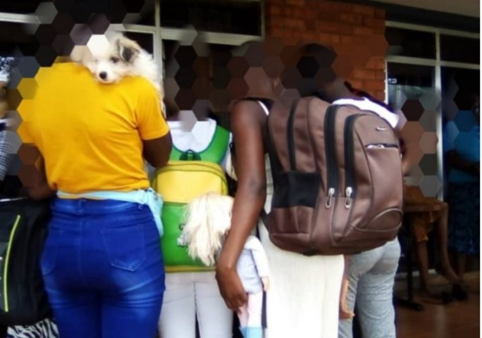 Police Rescues 14 Vulnerable Girls From Muyenga Hotel Allegedly Being Trained To Sleep With Dogs
