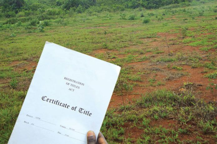We Issued Them In Error But Now Want Our Land Back; Government Moves To Cancel 475 Land Titles!