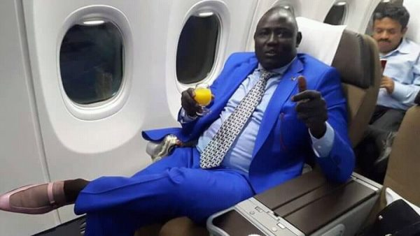 No Room For Your Nonsense, Go To Jail: Ugandan Court Sentences S.Sudanese 'Richest Man' To Six Years Over $1M Gold Scam