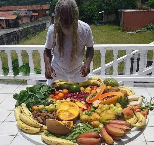 Pan Africanism In Rastas: 'We Eat Pure Food From The Earth Not Chemicals From Europeans'