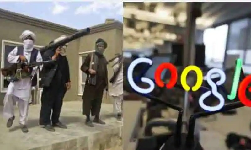 Google Locks Afghan Gov't Accounts As Taliban Uses Them To Hunt Ousted Leaders