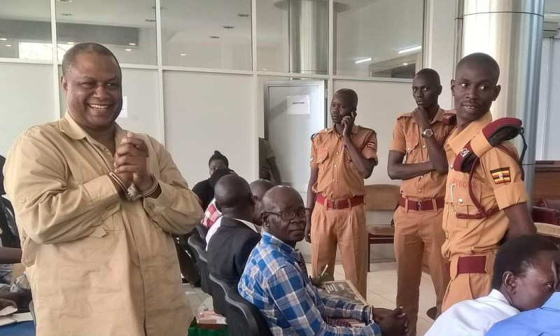 Breaking! The Waiting Is Over: Former Tooro Premier John Sanyu Katuramu Amooti Released From Luzira Prisons After 20 Years!