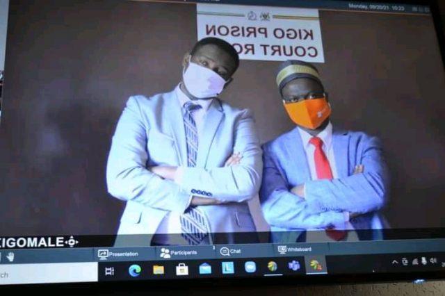 It's Ok Go & Bonk Full Night: Masaka Court Grants MPs Sewanyana, Ssegirinya 40M Cash Bails