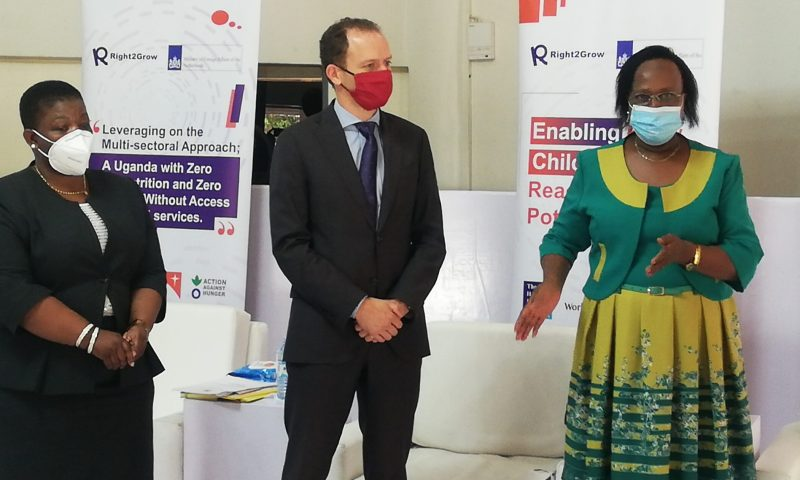 Civil Society Organizations Launch 5yr Programme To End Malnutrition In Poverty Stricken Uganda