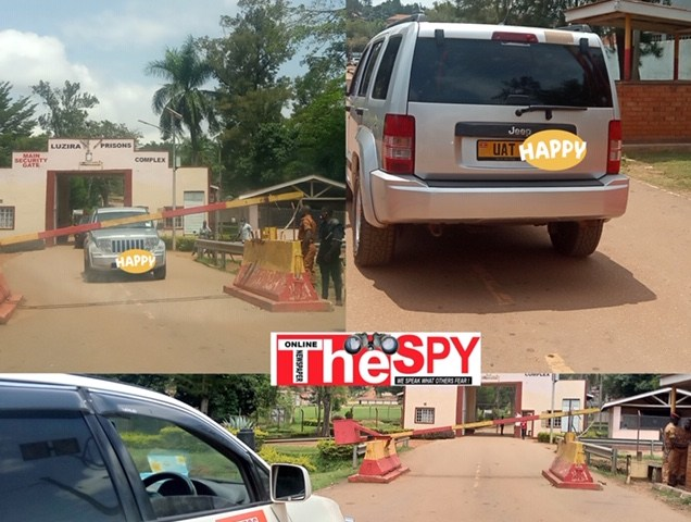 Pictorial Evidence: Here Is The Jeep That Chauffeured Former Tooro Premier John Sanyu Katuramu Out Of Luzira Chains!