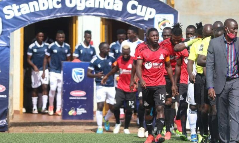 Stanbic Uganda Cup 2021: Vipers Storm Finals After Defeating Police