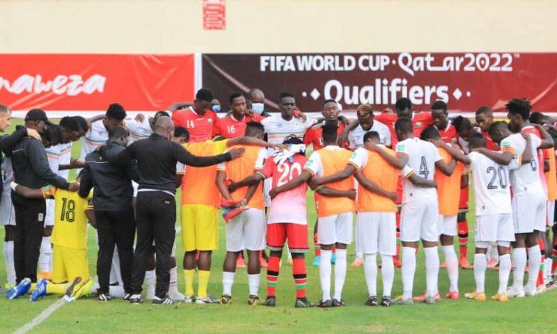 FIFA World Cup Qatar 2022 Qualifiers: Kenya Harambee Stars, Uganda Game End In Goalless Draw