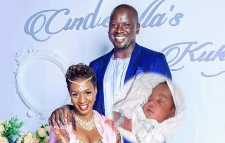 Joy As 'King Herself' Cindy Sanyu Gives Birth To Bouncing Baby Boy