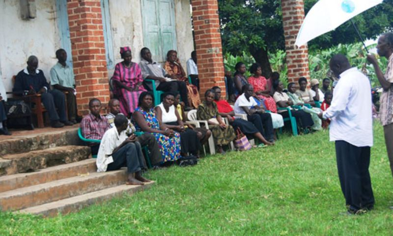 """""""Emyooga Funds Were Tactfully Distributed During Campaigns To Incite The Poor To Just Form 'Eating Groups' Than Development Groups""""-Fort Portal MP Ruhunda Scorns At Presidential Program"""