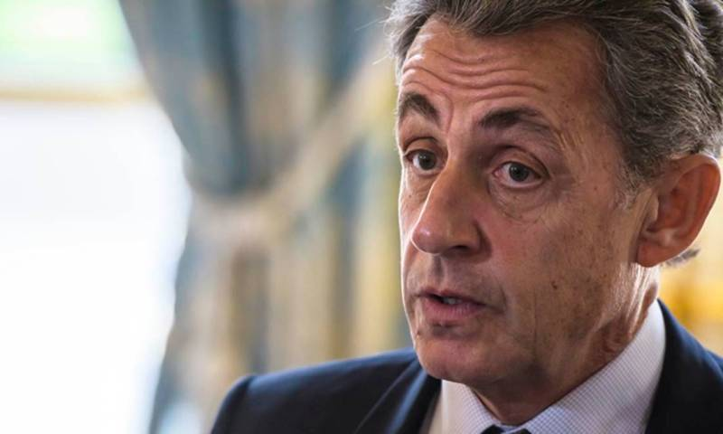 France's Ex-president Nicolas Sarkozy Sentenced To Jail Over Illegal Campaign Financing