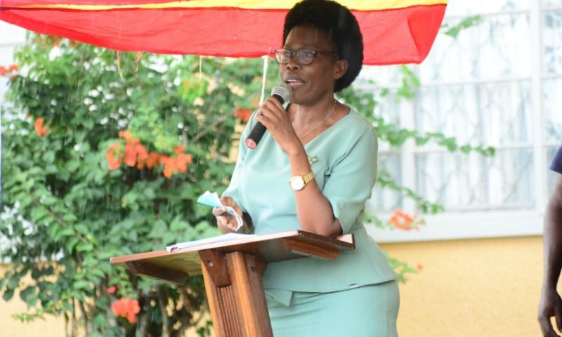Minister Nabakooba Breaks Ground For USMID-AF Project Road Works In Mubende, Urges Leaders To Effectively Utilize The Program