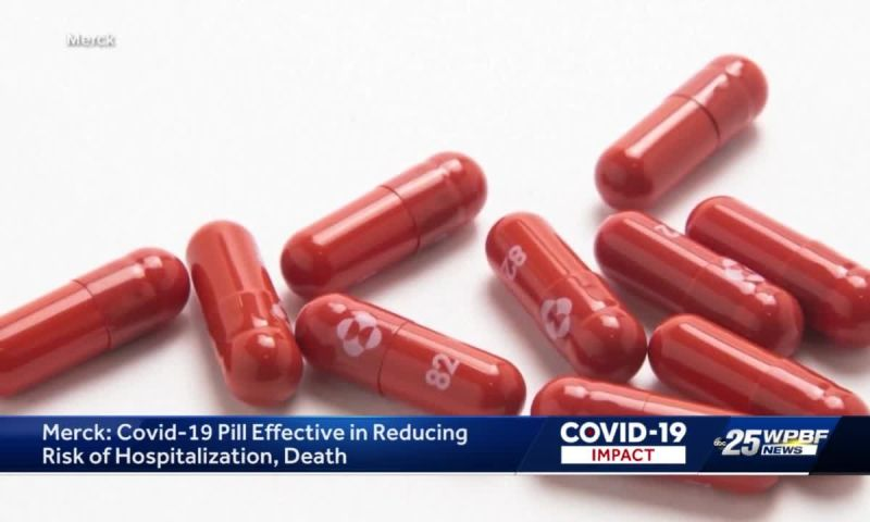 Relief As Scientists Develop Pills Preventing COVID-19 Deaths