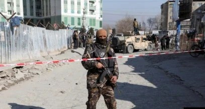 Insurgency Again! Couple Of Afghans Killed, Others Injured As Explosion Hits Kabul Mosque