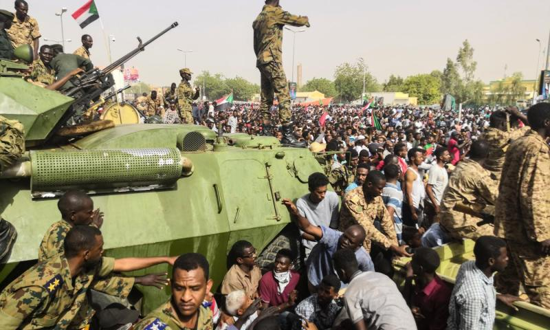 Breaking: Sudan Under Military Coup, Top Gov't Officials Placed Under House Arrest