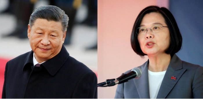 We Shall Fight To Death Atleast But Can't Accept China's Arrogance: Taiwan's President Vows