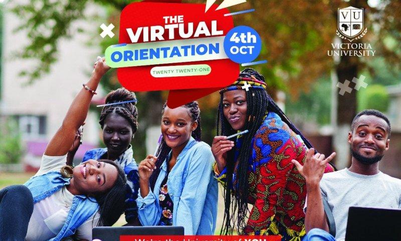 Bye Bye To COVID-19 Lamentations: Victoria University Kicks Off New Semester With Successful Virtual Orientation