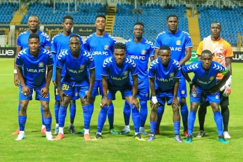 URA Kicked Out Of CAF Confederations Cup
