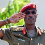 Museveni Appoints His Former SFC Commander Maj. Nabaasa To Head Military Police Amidst Rising Terror Acts