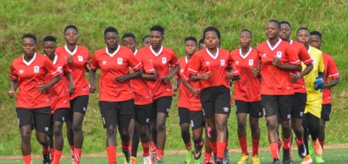 U20 Women's National Team Kickstart Preparations For CECAFA Championship