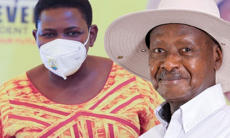 Just Woke Up? Forget The Past 35yrs, We're Now Embarking On Development: NRM's Namayanja