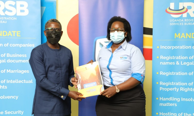 URSB Seals 5yr MoU With Stanbic Business Incubator To Support 500 SMEs Annually