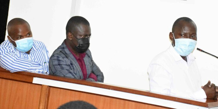 Afande Nakalema Again: 3 OPM Officials Charged With Corruption, Abuse Of Office Over Kasese Substandard Goods