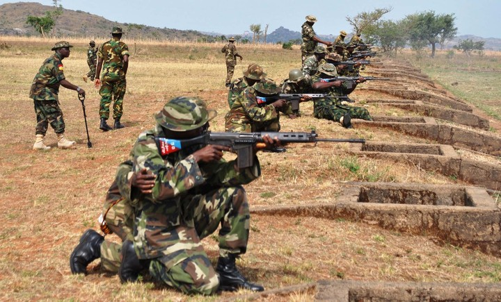 Massacre: 175 Soldiers Killed By Gun Wielding Goons In Nigeria