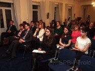 Fotogalerie Deutsch-Russischer Salon zum Thema Migration