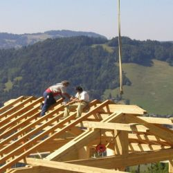 Swiss Wood Contruction 05