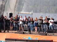 "Festival ""Smoke on the water"" in Krasnoe Osero"