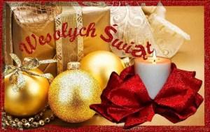 Życzenia świąteczne 2018