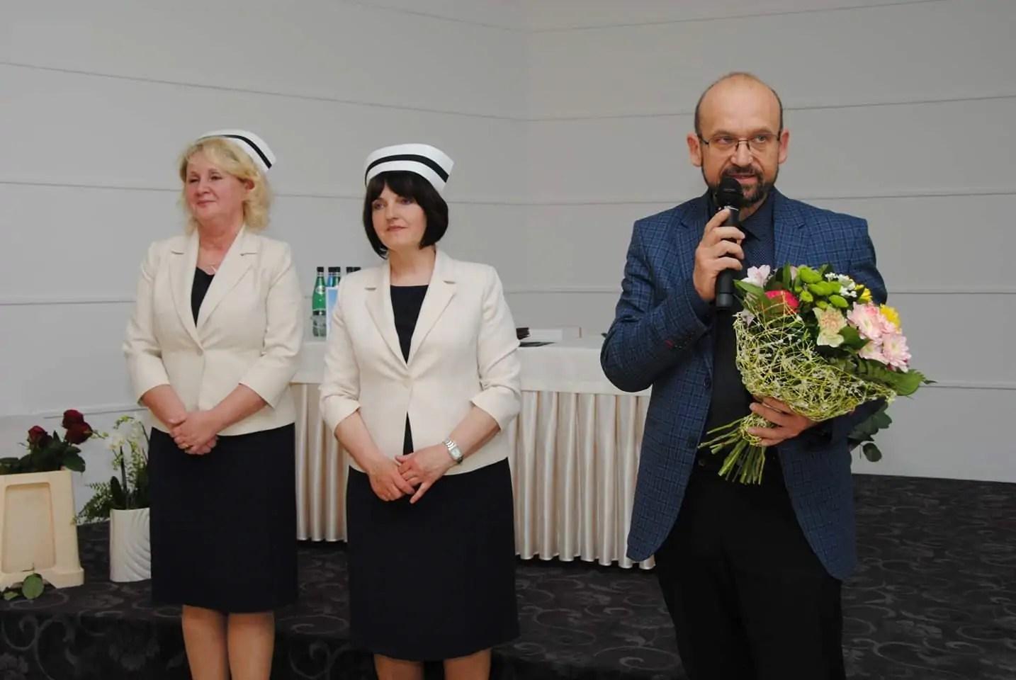 Konferencja z okazji Dnia Położnej i Międzynarodowego Dnia Pielęgniarki