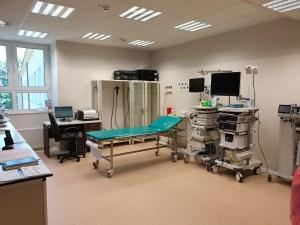 Przeniesiona Pracownia Endoskopii