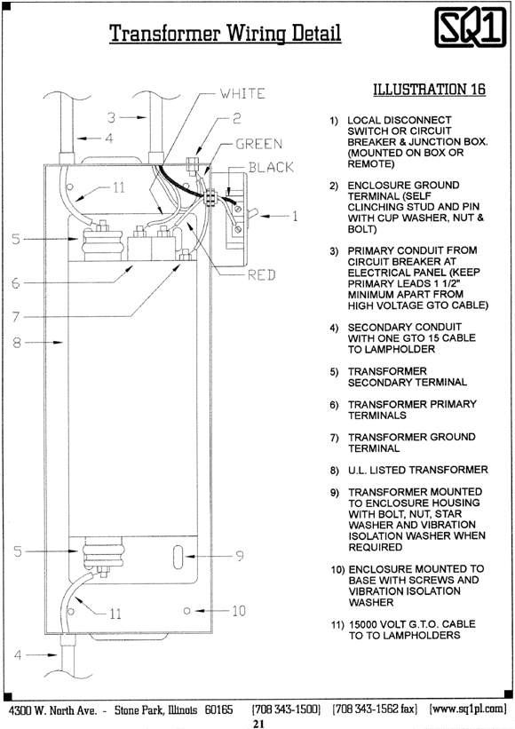 Lampholder Wiring Diagram Welcome To Square 1 Precision Lighting Inc