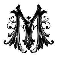 Fancy Letter M Designs | www.pixshark.com - Images ...