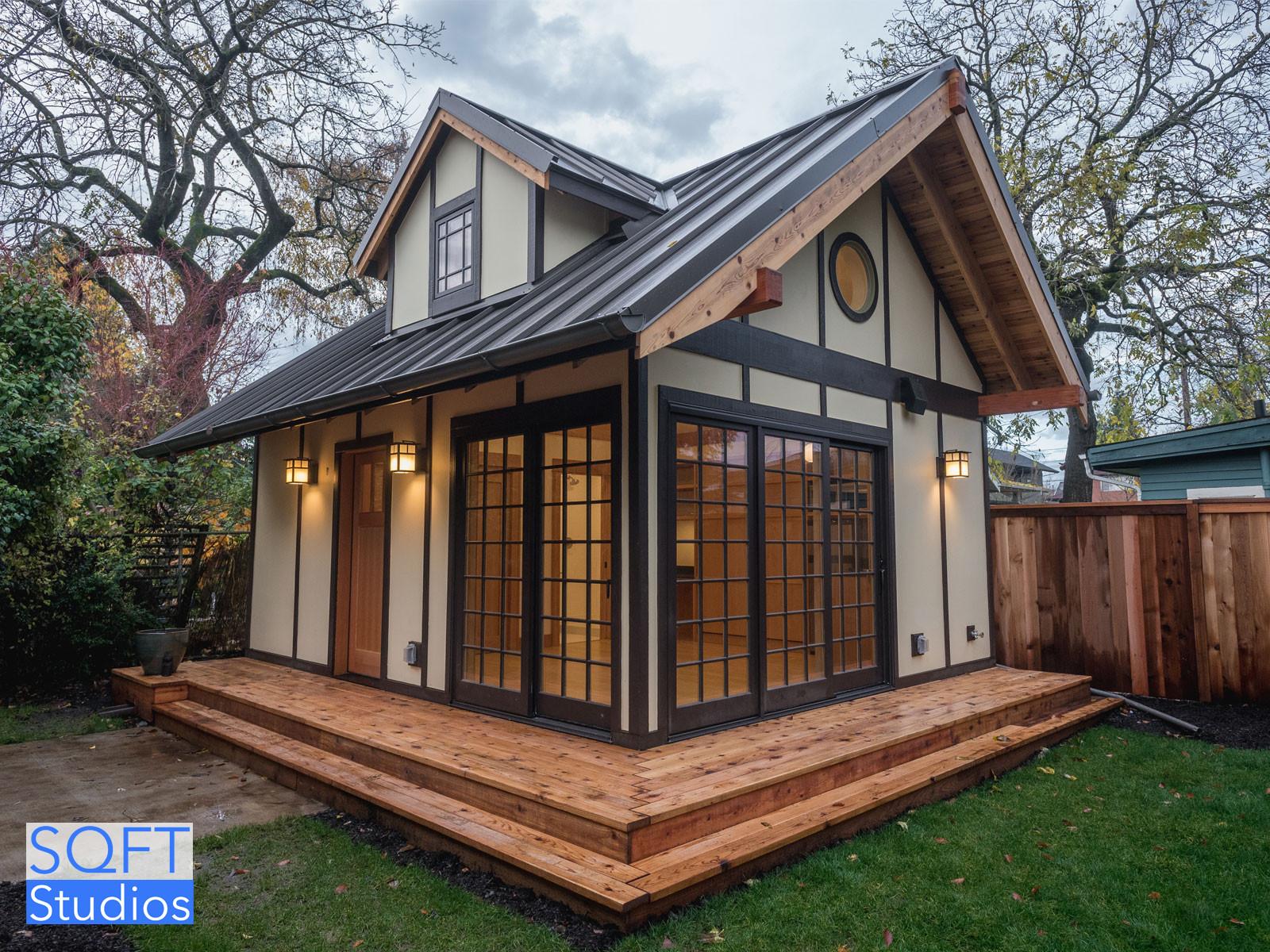 SQFT Studios Design Build ADUs Guest Suites Home