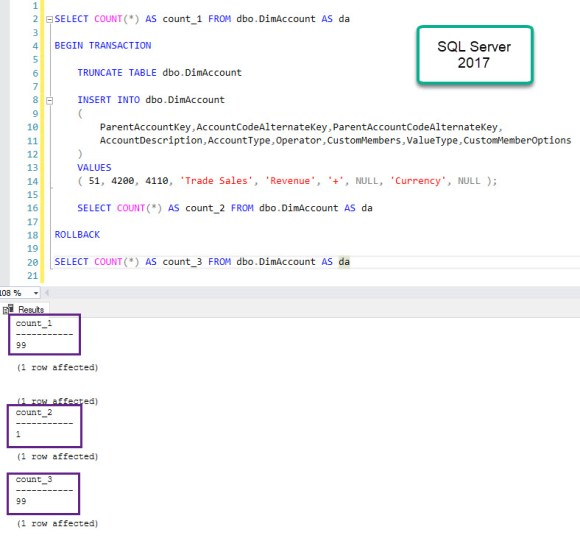 Amazon Redshift Unexpected Commit - SQL Hammer   SQL Hammer