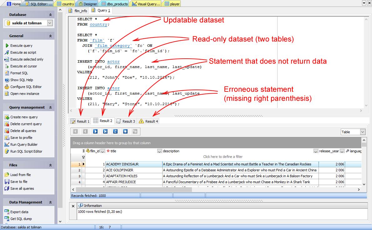 MS SQL Maestro 2019 Free Download