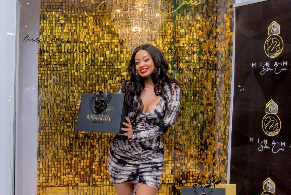Anita Fabiola unveiled as Face of Minama – Sqoop – Get Uganda entertainment  news, celebrity gossip, videos and photos