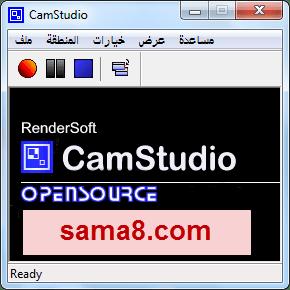 تحميل برنامج كام ستوديو العربي لتصوير الفيديو مجاني شرح