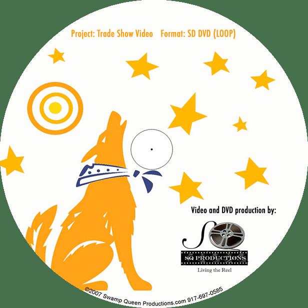 Trade show video DVD