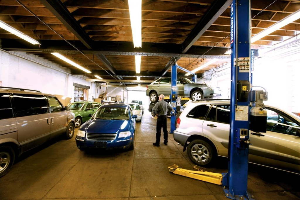 Help Wanted Is For An Auto Mechanic To Work In The Elmwood Village Area