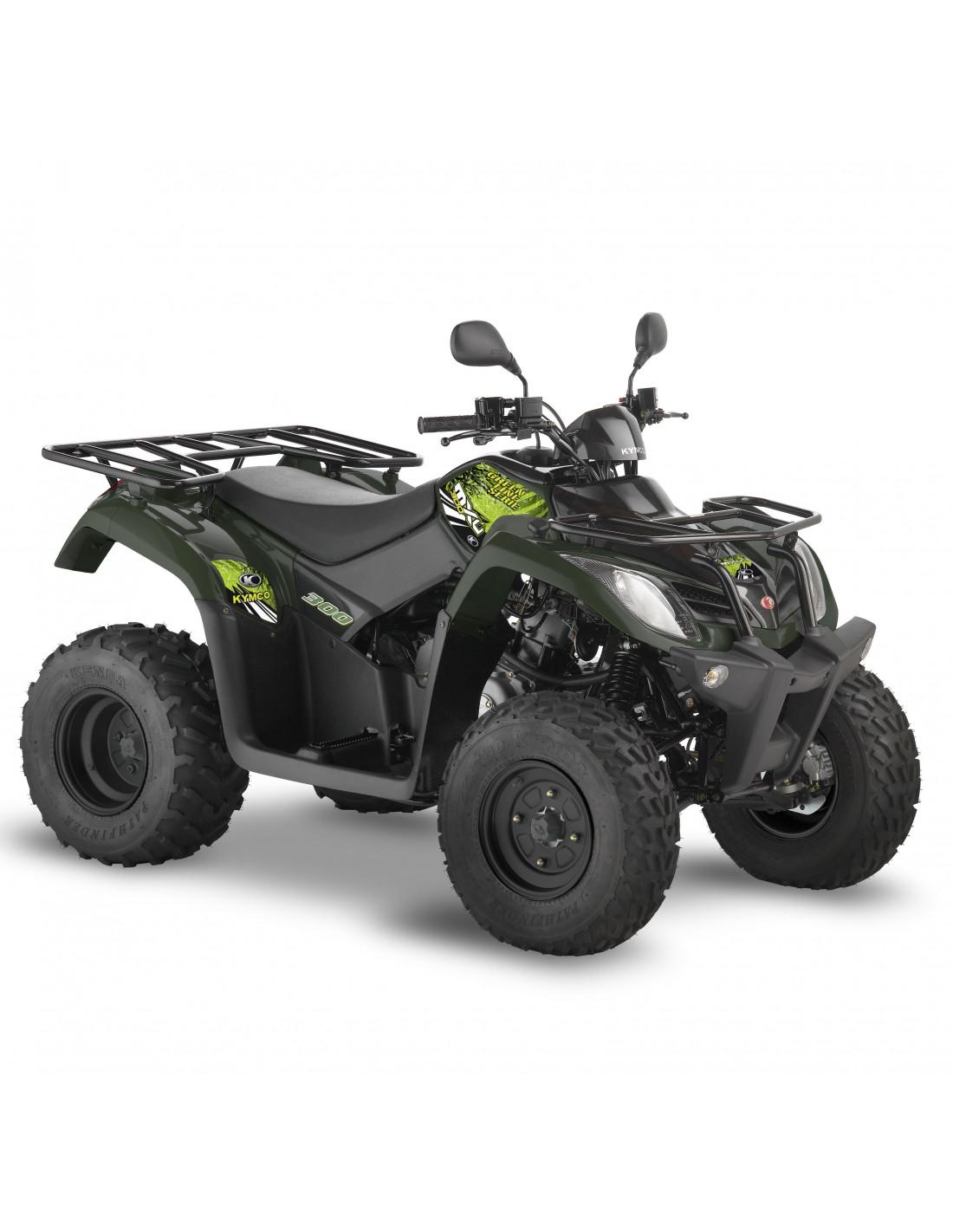 KYMCO 300 MXU US - GREEN LINE SERIE - squadmoto