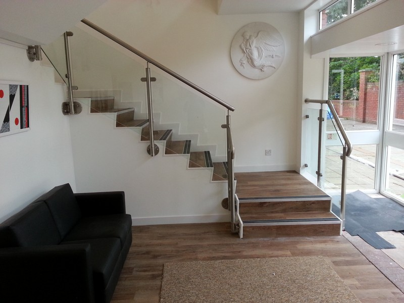 Square 1  Balustrades  Staircases