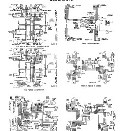 1958 68 ford electrical schematics59 ford wiring diagram 12 [ 2400 x 3150 Pixel ]
