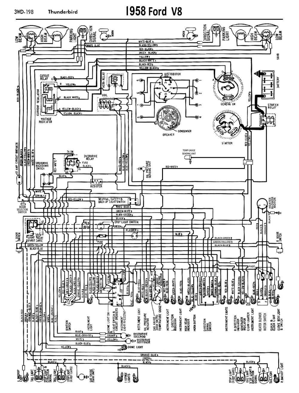 medium resolution of 1958 edsel wiring diagram schematic diagrams rh 1 fitness mit trampolin de 1959 edsel 1958 edsel ranger wiring diagram