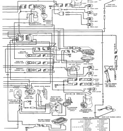 1958 68 ford electrical schematics 1956 thunderbird wiring diagram 1966 thunderbird wiring diagram [ 2400 x 3150 Pixel ]
