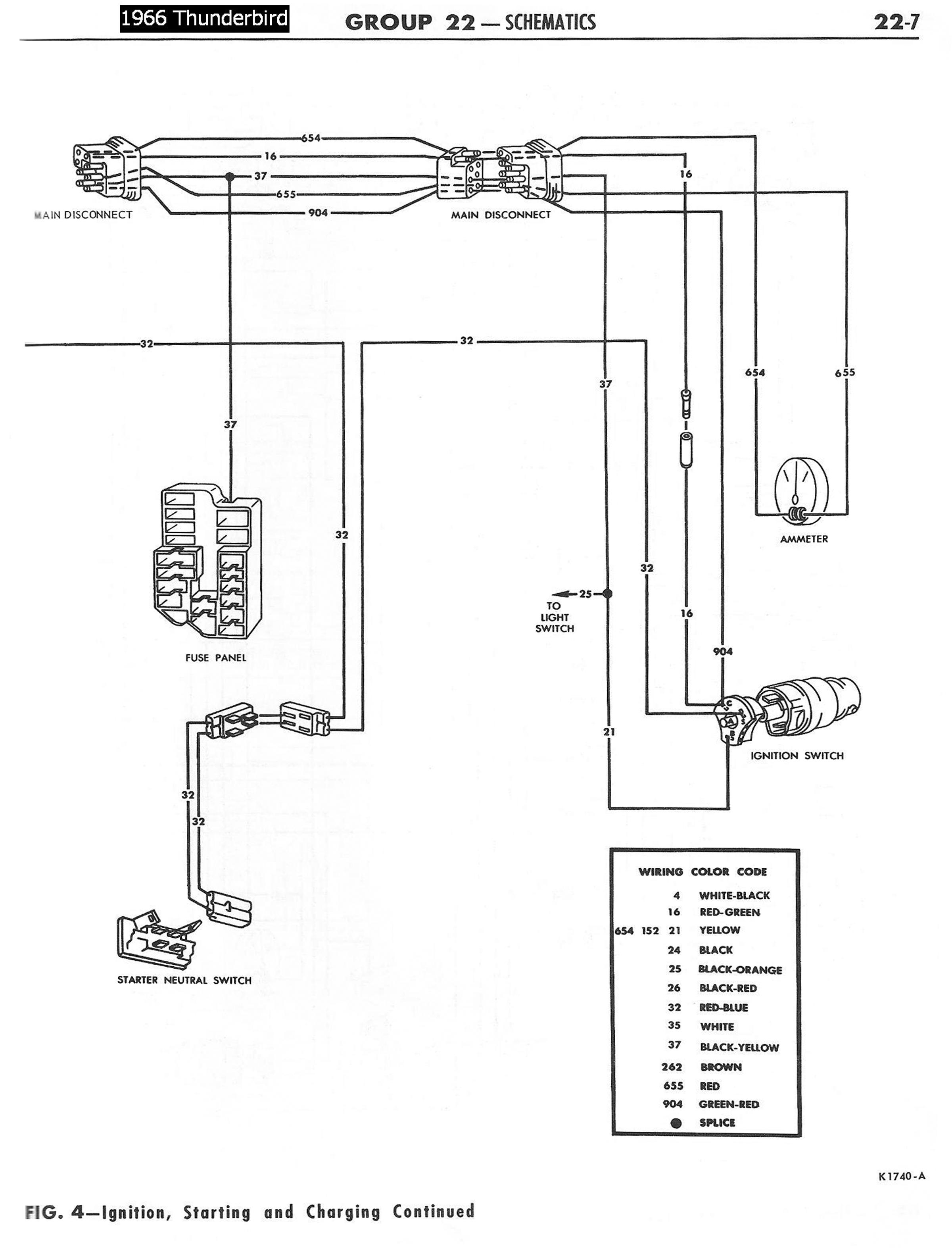 220 electrical wiring diagram shark digestive system 1958-68 ford schematics