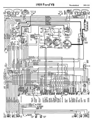 195868 Ford Electrical Schematics